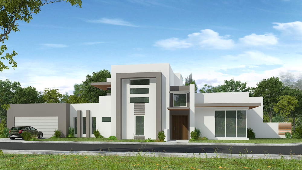 Commercial residential house plans for Residential house plans and designs